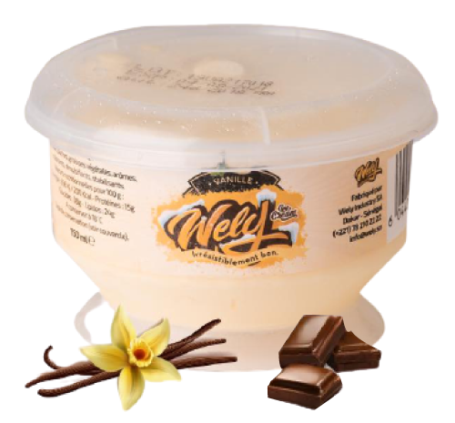 Coppa Vanille-Chocolat