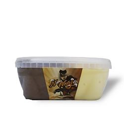 Pot 1L Vanille-Chocolat